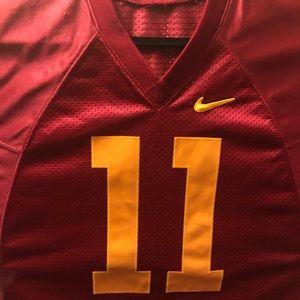 USC Trojans Football Jersey #11 Nike